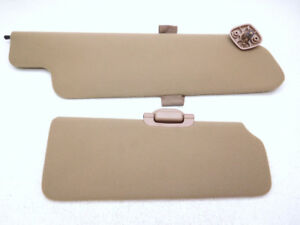 New Old Stock Ford Expedition Left Driver Sun Visor Parchment F75z 7804105 Xx