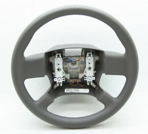 New Old Stock Chevrolet Cobalt Steering Wheel 15860954 Dark Gray Vinyl