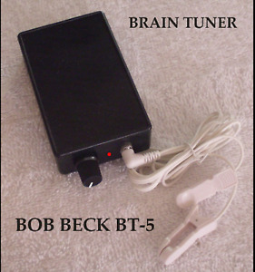 Bob Beck Brain Tuner Bt 5 Ces Beck Box Bio Tuner Now With Low Battery Led