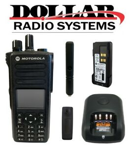 Motorola Xpr7550 Uhf 403 512mhz 1000ch Fm Approved Digital analog Two Way Radio
