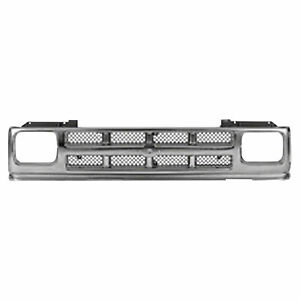 New For Chevrolet S10 Blazer Fits 1991 94 Front Grille Chrome 15701945 Gm1200326