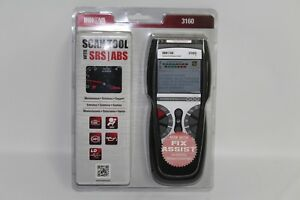 Innova 3160e Code Reader Scan Tool With Abs Srs And Live Data For Obd2