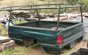 Dodge Full Size Truck Bed 1996 8 Foot