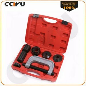 4 In 1 Ball Joint Service Kit 2wd 4wd Car Repair Installer Remover Truck Tool