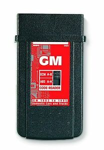 1982 1994 Gm Code Reader Scanner Obdl Chevrolet Buick Pontiac Oldsmobile Ecm Abs