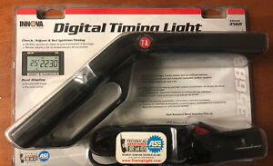 Innova 3568 Digital Timing Light Digital Lcd Readout Adjust Ignition Timing