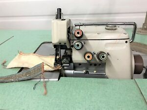 Brother Ma4 b551 Five Thread Safety Stitch New 110 V Industrial Sewing Machine