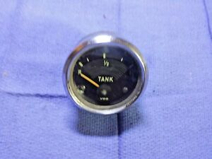 1965 Vw Type 2 Bus Vdo Fuel Gas Gauge 6v 5 65 21 18 Oem Original Vintage