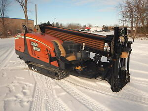 2007 Ditch Witch Jt1220 Directional Drill Boring Hdd Drilling