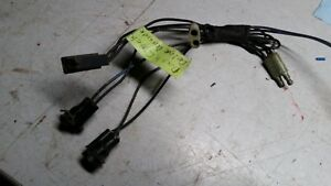 1970 Ford Mustang Mach 1 Deluxe Clock Wire Harness