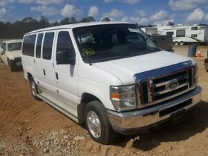 Console Front Floor Outer Section Fits 03 16 Ford E350 Van 2503650