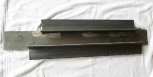 Large Press Brake Punch Die Tooling Piece 34 1 2 By 9 By 4