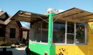 6 X 8 Wells Cargo Food Concession Trailer Ready For Action Mobile Kitchen Fo