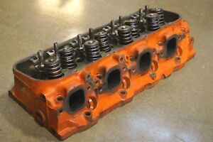 69 70 Corvette Camaro Chevelle 427 454 Oval Port Cylinder Head 290 Dated H159