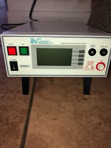 Associated Research 3765 Dielectric Withstand Tester