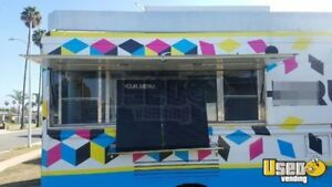 16 Workhorse Food Truck For Sale In California
