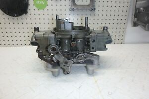 Vintage Holley Chevrolet Carburetor 3878261 Eh List 3310 Date Code 053 Chevy