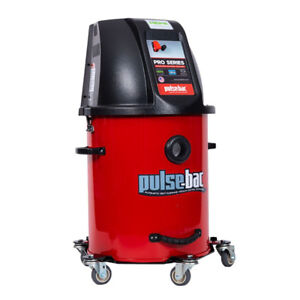 Pulse bac Pro 225 20 Gallon Tank Head Filters Dolly And Hose Package