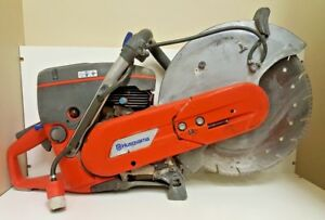 ct1 Husqvarna K760 Concrete Cut off Saw W 14 Blade