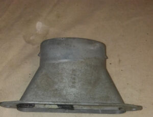 Original 1942 48 Ford Defroster Vent Dash Ducts 1946 1947 1948