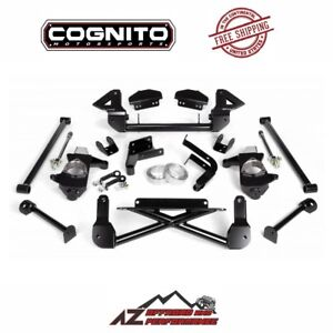 Cognito 7 9 Front Suspension Lift For 00 06 Gm Suv Tahoe Yukon 1500 4wd
