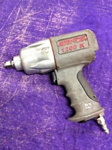 Aircat 1200k Nitrocat 1 2 Kevlar Composite Impact Wrench Used Working