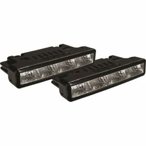 Vision X 9891972 Daytime Running Led Light Kit Set Of 2 With Harness