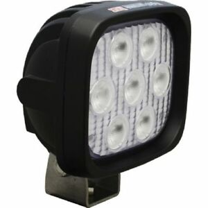 Vision X Xil Umx4440sus 4 7 Square Utility Market Xtreme Led Light 35 Watts