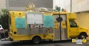 Ford Food Truck For Sale In Texas