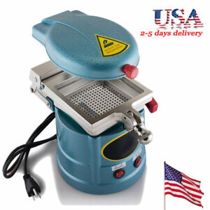 Dental Vacuum Forming Molding Machine Former Thermoforming Lab Equip 110 220v