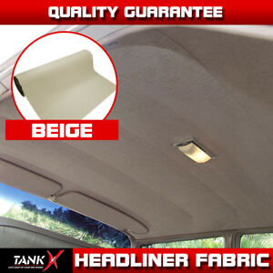 Auto Boat Headliner Fabric Material Flexible Backing Sunroof Decoration 5 X5 Ft