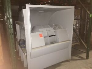 Centrifugal Fan Exhaust Fan Blower Air Handling Ventilation Fan 43 000 Cfm