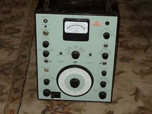 B k Instruments Frequency Meter Mtu 60051