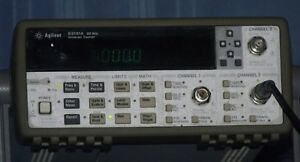 Hp 53131a Frequency Counter 225 Mhz 100 Mhz 3 Ghz