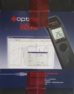 Optris Ms Plus Noncontact Infrared Thermometer new