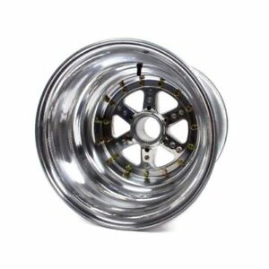 Keizer Aluminum Wheels M15156spibl Splined Bedlock Wheel 15x15 5 Backspacing