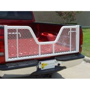 Go Industries 6648 Painted V Tailgate White For Ford F 250 F 350 Super Duty