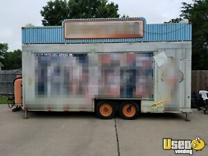 20 Food Concession Trailer For Sale In Texas