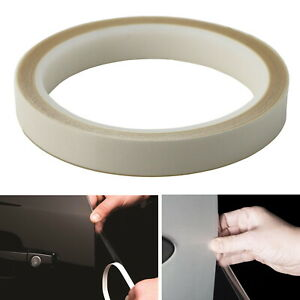 16ft Long Clear Film Car Door Edge Paint Protective Guard Strip