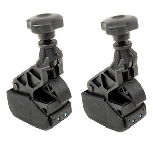 2 Pack Tire Changer Changing Demount Drop Center Tool Rim Bead Clamp New