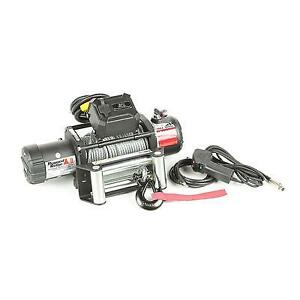 Rugged Ridge Nautic 9 5 Waterproof 9500lb Winch With Cable Rope 15100 05