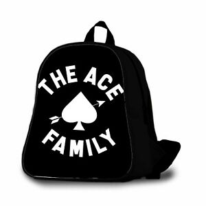 Ace Family 3 Custom Backpack Students School Bag Outdoor For Kids