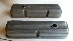 Vintage Cal Custom Valve Covers Ford Fe 390 428