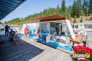 8 X 30 Food Concession Boat With Kitchen For Sale In Idaho