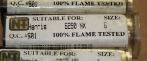 New Harris 2 Piece Propane Torch Tips Lot Of 6 Size 4 6 8