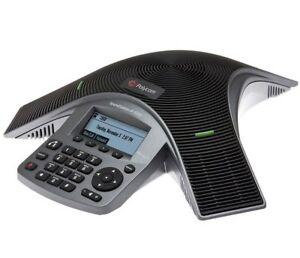 New Polycom Soundstation Ip 5000 Conference Phone Voip Poe 2200 30900 025