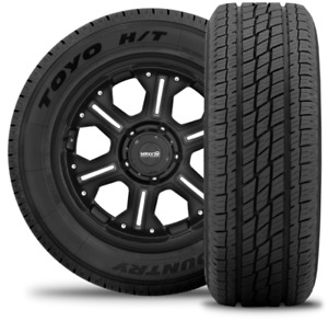 P265 70r17 Toyo Open Country H t 113t Owl Tires set Of 4