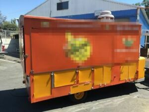 2013 5 X 10 Corn Roaster Concession Trailer commercial Corn Roaster For Sale