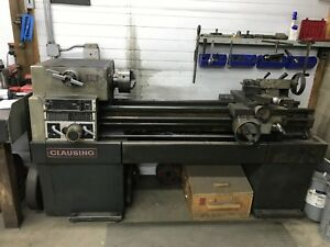 Clausing Lathe 14 X 40 Three Jaw Chuck