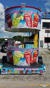 8 X 12 Mobile Drink Concession Stand For Sale In Tennessee